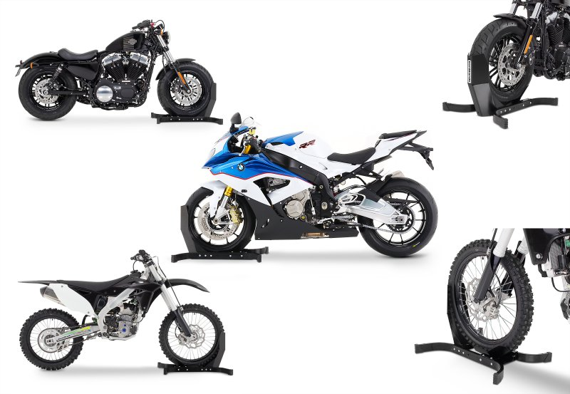 Wheel Chock CBM Ducati Monster 1100 Evo Front Paddock