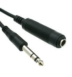 1 4 inch stereo extension cable trs 1 4 inch male to [ 2000 x 2000 Pixel ]