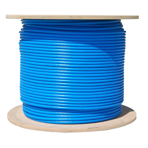 small resolution of bulk cat6a blue ethernet cable 10 gig solid utp unshielded twisted pair