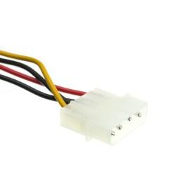 sas 29 pin sff 8482 to dual lane sata data and molex power  [ 1000 x 1000 Pixel ]
