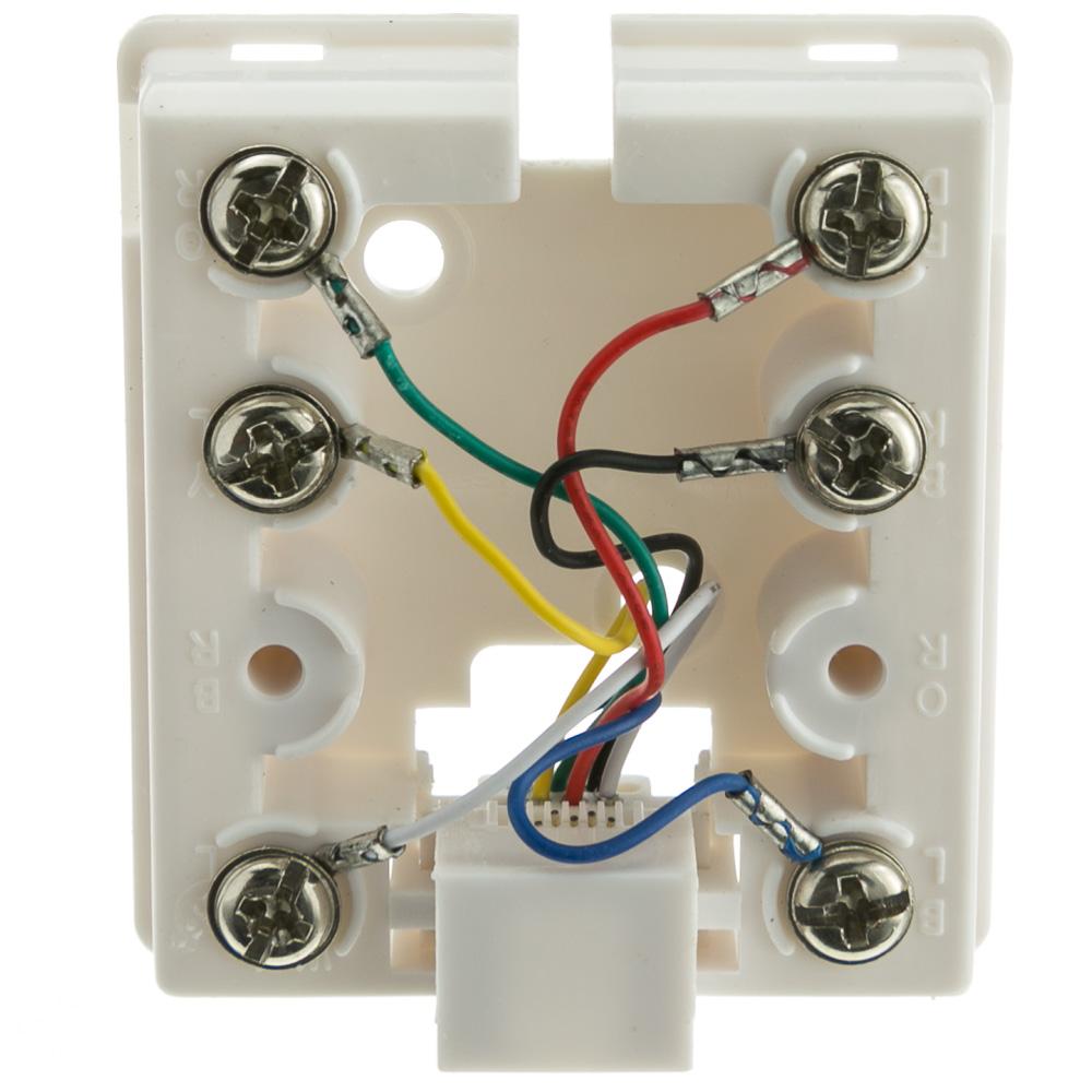 hight resolution of wrg 3124 rj12 jack wiring6p6c phone surface mount jack white rj11 rj12