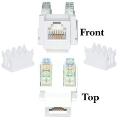 Rj11 Keystone Jack Wiring Diagram Block To Signal Flow Graph Rj12 Diagrams Schematic Wall Library Rj45