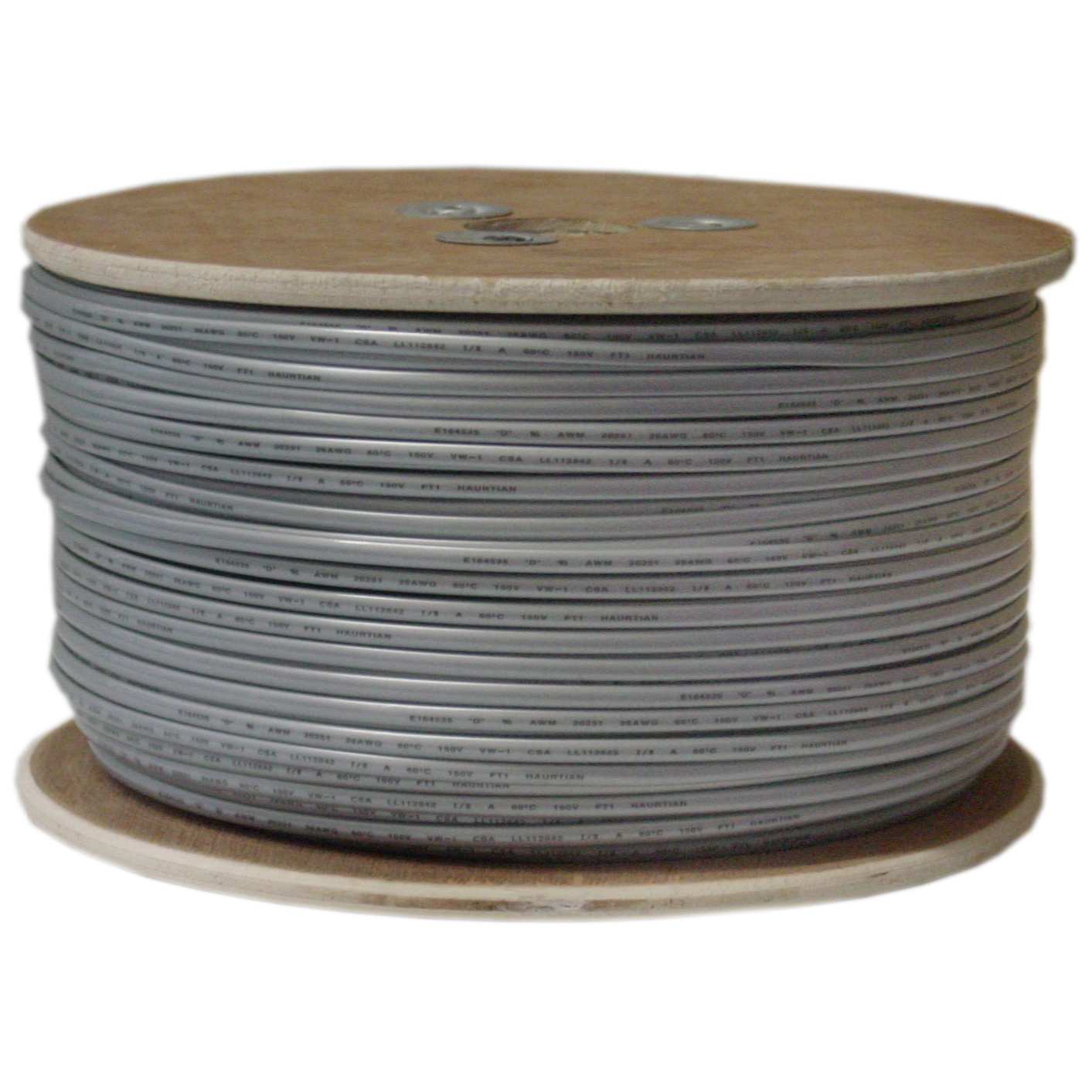 hight resolution of bulk phone cord silver satin 26 4 26 awg 4 conductor