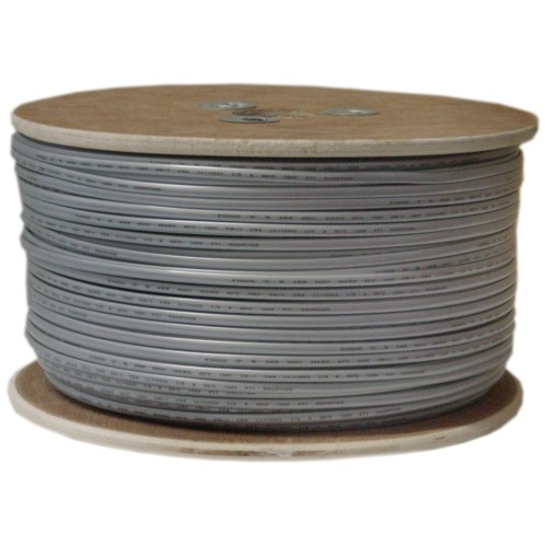 small resolution of bulk phone cord silver satin 26 4 26 awg 4 conductor