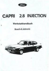capri.pl: Książki: Ford Capri