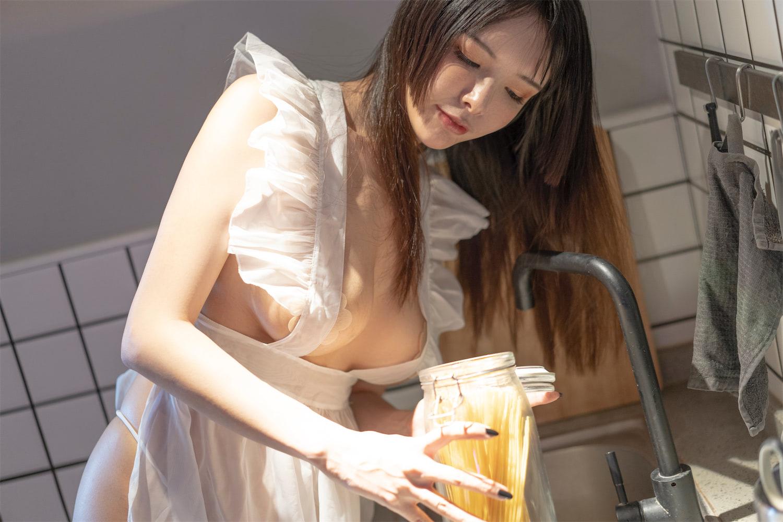 【写真】秋和柯基 – NO.44 透明围裙3【57P/1V/4.5G】插图