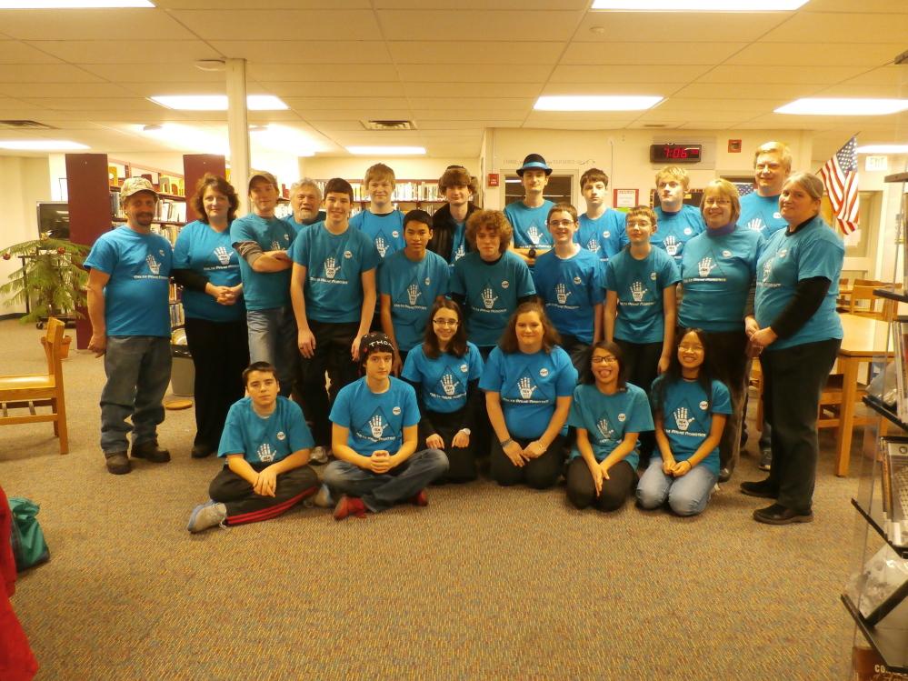 HallDale Robotics team kicks off season with fundraiser  Central Maine