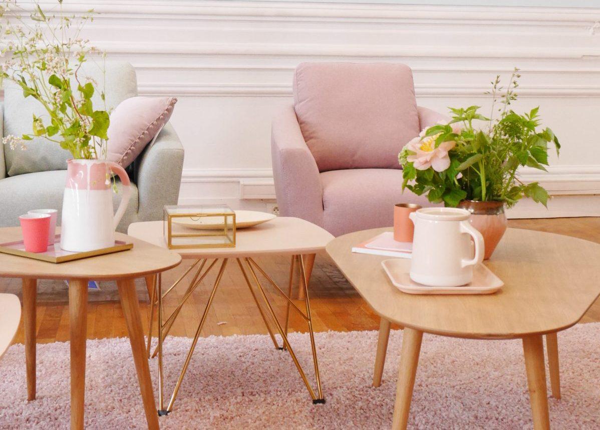meubles but en video blog clem around