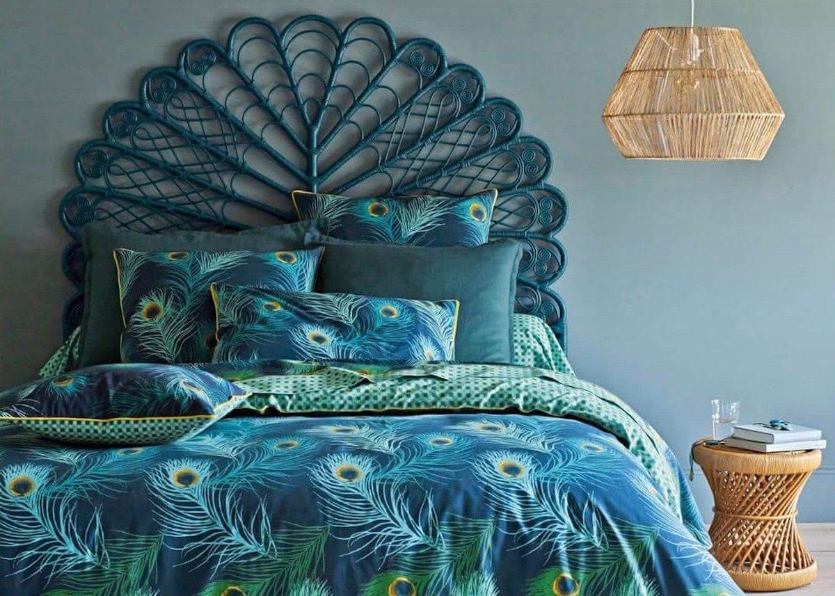 ou trouver une tete de lit en rotin