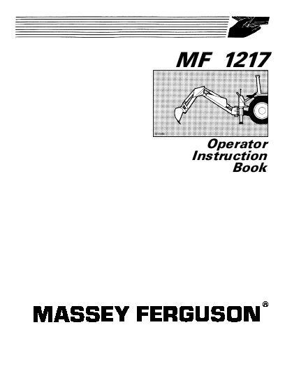 AGCO Technical Publications: Massey Ferguson Grounds