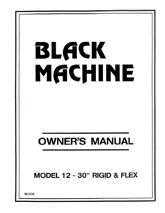 AGCO Technical Publications: White Planter Seeding-Black