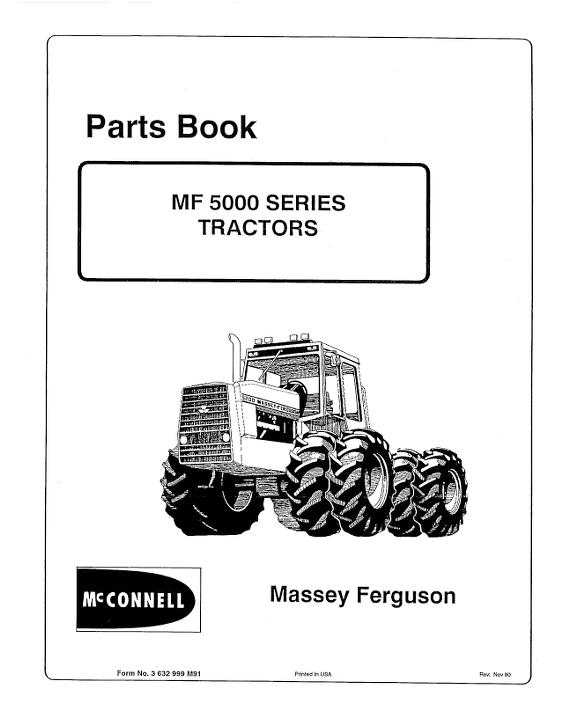AGCO Technical Publications: AGCOStar, Massey Ferguson