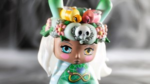 Camilla d'Errico's Nature for Arcane Divination: The Lost Cards Dunny Series from Kidrobot