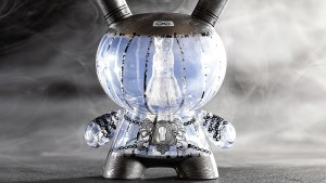 JRYU's The Ghost (Imprisoned Variant) for Arcane Divination: The Lost Cards Dunny Series from Kidrobot