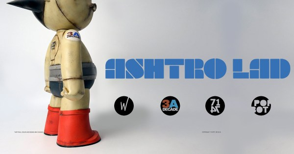 Ashley Wood's Ashtro Lad