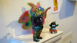 Monster Mash - Rampage Toys' one-off Ugly Onicorn (Dark Camo)