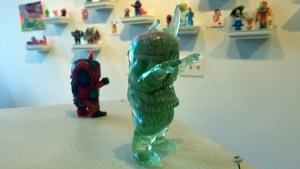 Monster Mash - Rampage Toys & Dethchops' Magically Ugly Unicorn (Slimer)