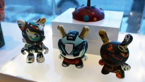 Cat Atomic's Custom Kidrobot Dunnys & Superplastic Janky