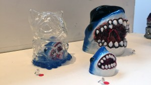 RWK's Cluttered Group Exhibition - Jay222's Chubz vs Jaws