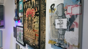 RWK's Cluttered Group Exhibition - ChrisRWK's We Can All Use A Reminder