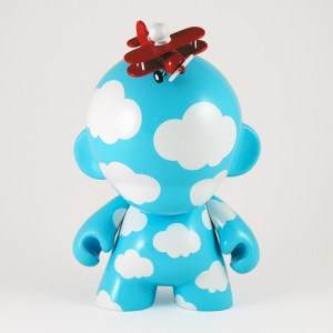 Clark's DayDream Studio - Flying High Custom Munny (front)
