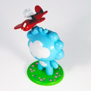 Clark's DayDream Studio - Flying High Custom QiQi (askew)