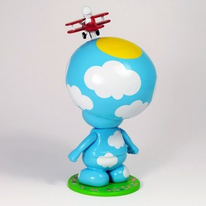 Clark's DayDream Studio - Flying High in the Toadstool Kingdom Custom (rear)