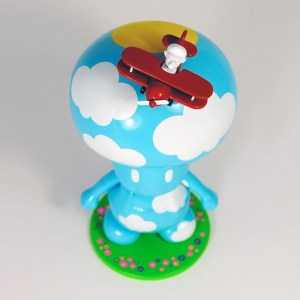 Clark's DayDream Studio - Flying High in the Toadstool Kingdom Custom (overhead)