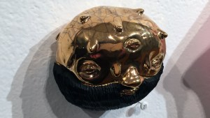 W.A.R.'s Gold the Jewels from Gift Wrapped 2016 at The Clutter Gallery