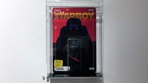 Inaction Figures 2017 - Special Ed Toys' Starboy