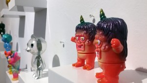 Kiss, Kiss, Kill! - Rampage Toys' Tropical Sunset Uglier Unicorns