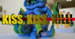 Clutter Magazine Gallery's Kiss, Kiss, Kill! Kaiju & Sofubi Exhibition