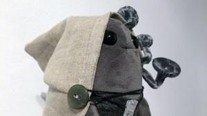 Stitched 2 Exhibition - The Beast Peddler's Muthsheba