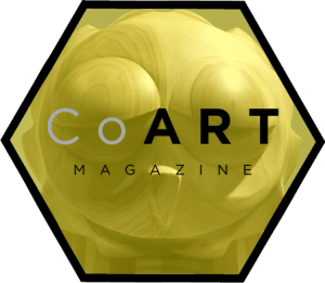 CoART Magazine Logo