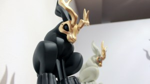 Colus Havenga's Deadweight - Jackalope - Black/Gold