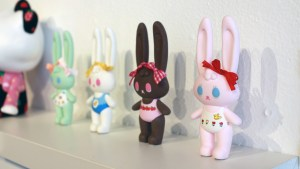 Seulgie's Pooltime Bunnies at DAYP - Do As You Please