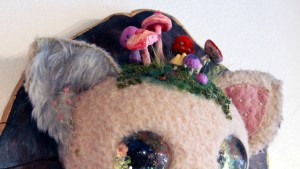 Eimi Takano's Mushroom Cat at DAYP - Do As You Please