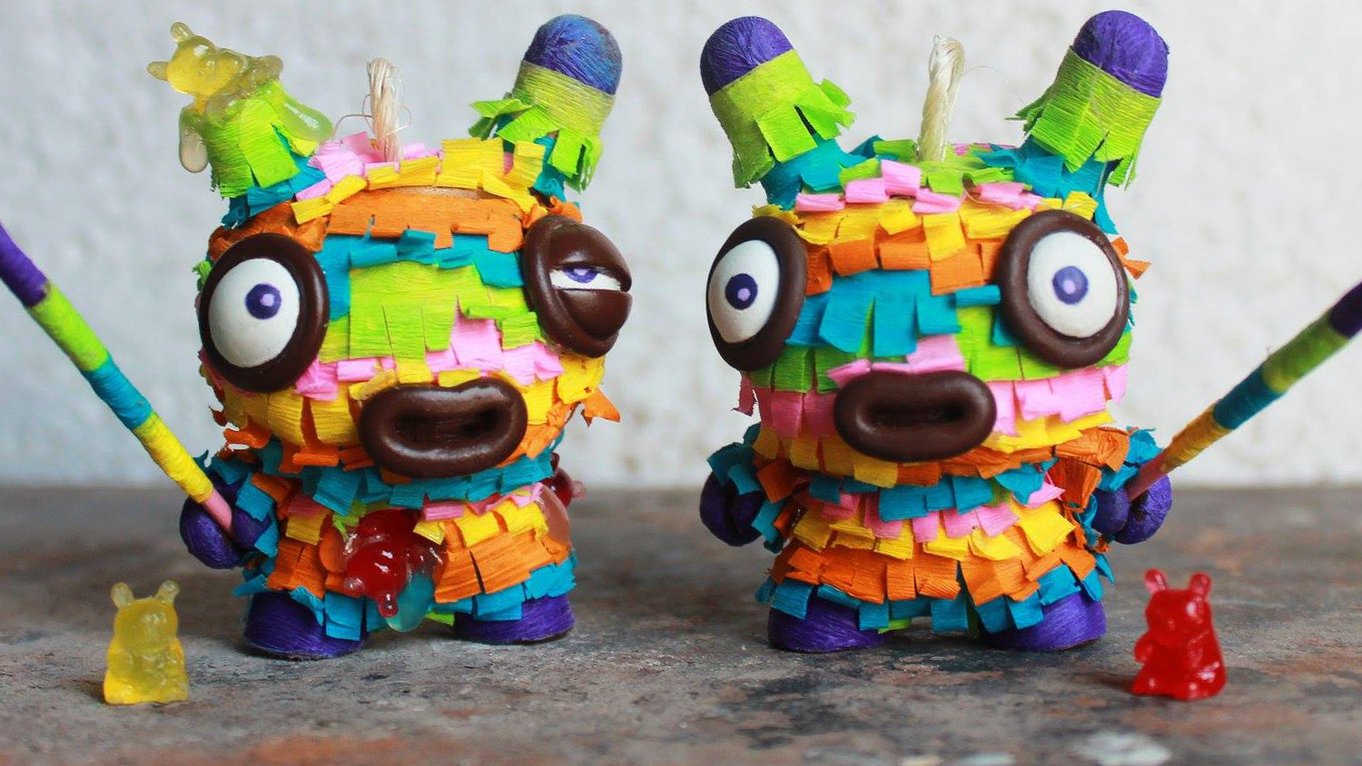 Shiffa's Normal & Broken Pinata Dunnys » CoART Magazine