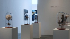 Daniel Agdag's Jonathan LeVine Gallery exhibition, overview
