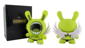"Deph's Big Mouth 8"" Dunny, 2006"