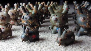 DrilOne's Military Dunny series