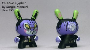 Sergio Mancini's Pr. Louis Cypher Dunny