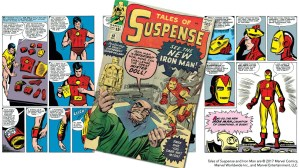 "Tales of Suspense #48 - First ""Modern"" Iron Man"