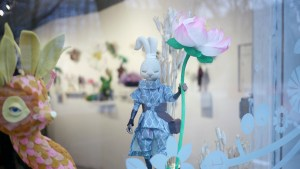 Furmutation Exhibition - POPprolific & plushPLAY's Lotus Warrior