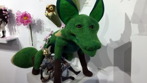 Furmutation Exhibition - POPprolific's Mr Mount and The Rider