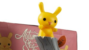 "Gary Ham's 20"" Autumn Stag Dunny from Kidrobot"