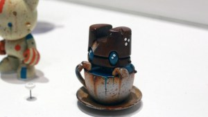 HX Studio's ML (Custom Mini Lunartik Cup Tea by Matt Jones)