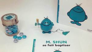 Hai-Dee's Mr. Shun Baptism Set