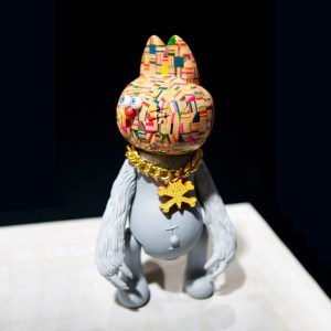Haroshi's Yumenonko for the T9G MUSEUM '09 exhibition at The Lobby in Tokyo, Japan