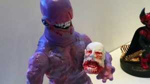 Hidden Fortress - Coolie Gnaw With Severed Head by Bob Conge / PlaSeeBo